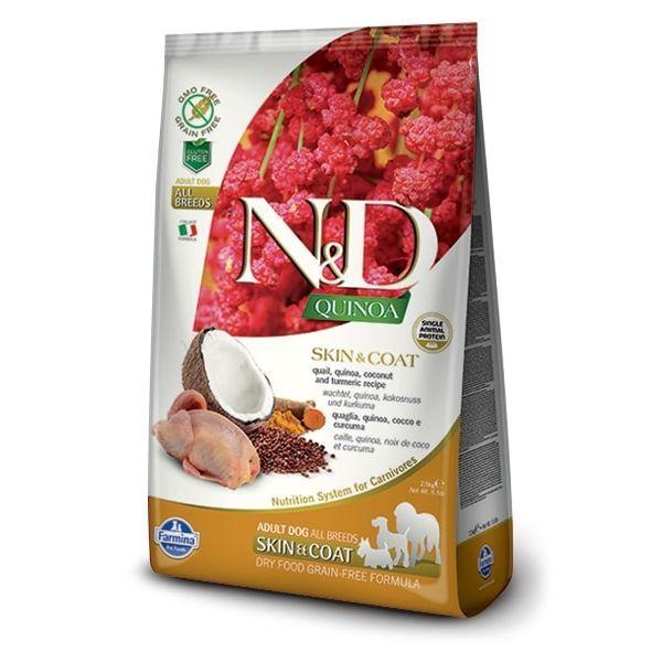 Farmina Quinoa Quail all breeds 2,5kg
