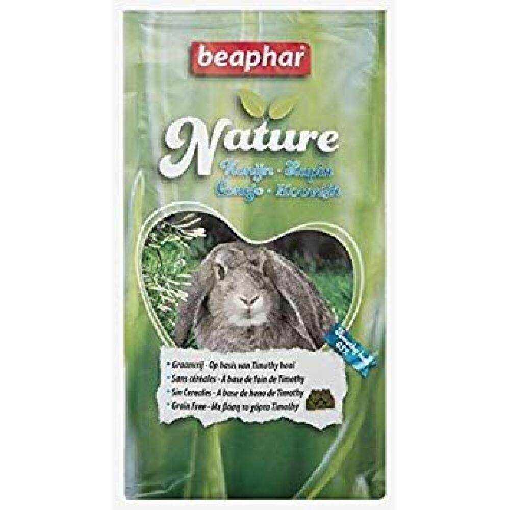Nature rabbit adult 1,25kg
