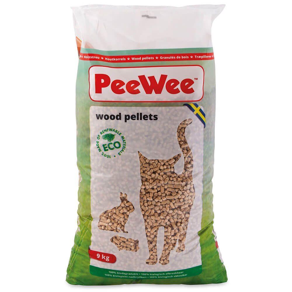 Pee Wee wodden pellets 9kg