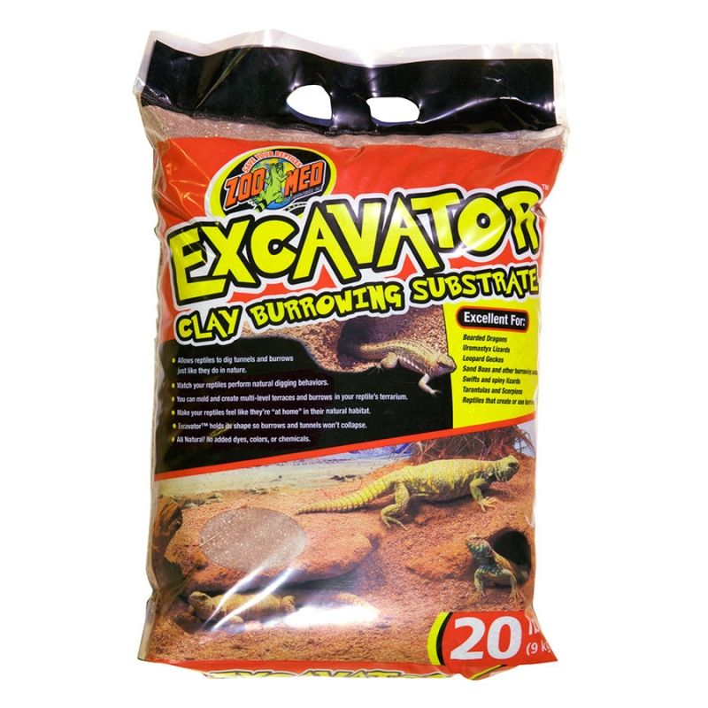 Zoo Med Exavator Clay 9kg