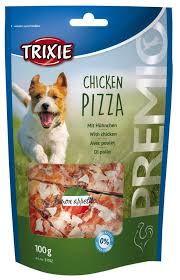 Trixie Chicken Pizza 100g