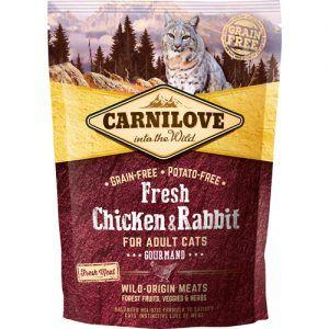 Carnilove katt rabbit 2kg