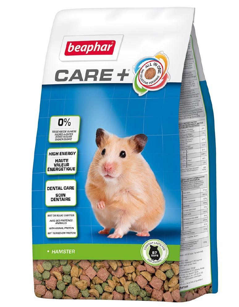 Beaphar care+ hamster250gr