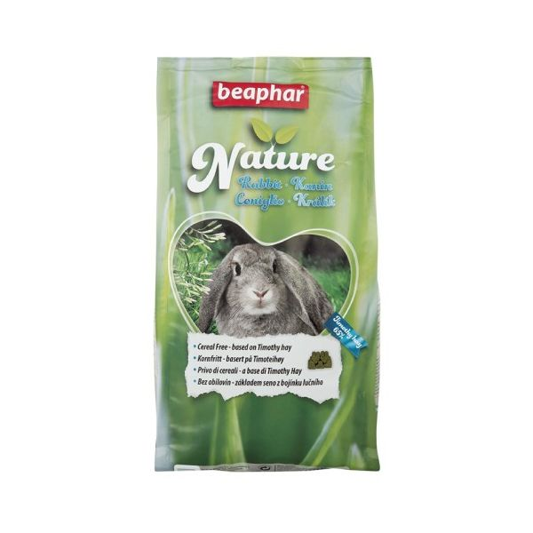 Beaphar Nature Rabbit adult 3kg