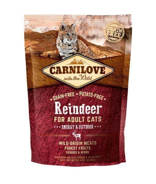 Carnilove reindeer cat