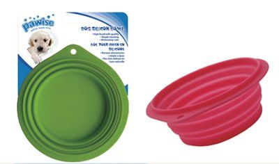 Dog silicon bowl 500ml