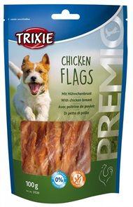 Premio Chicken Flags M/Kylling 100g