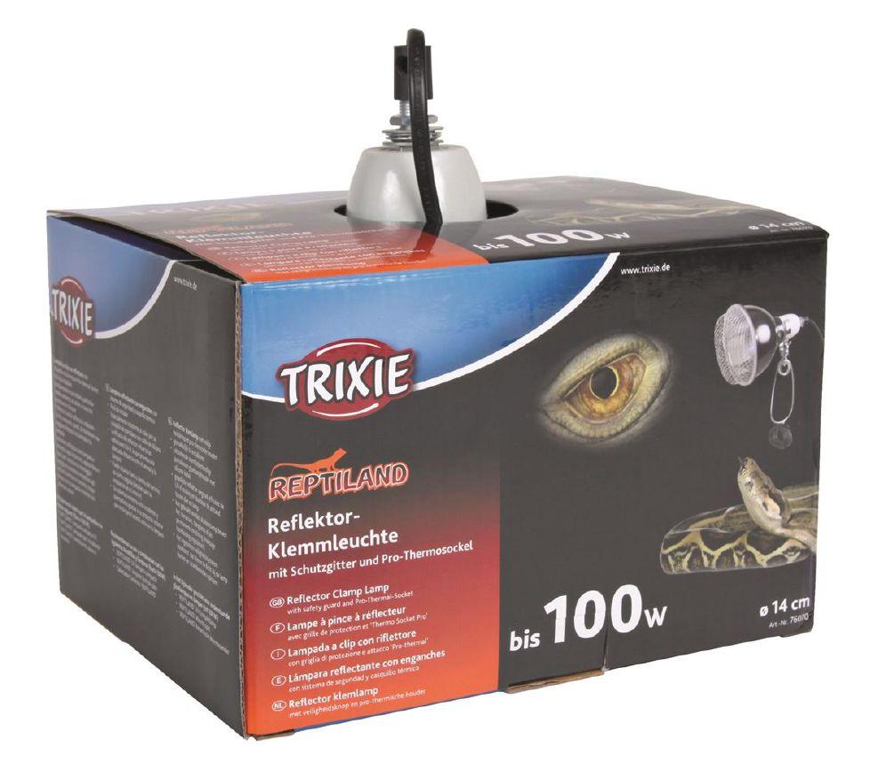 Trixie Reptiland Lampe Ø 14cm Max 100W