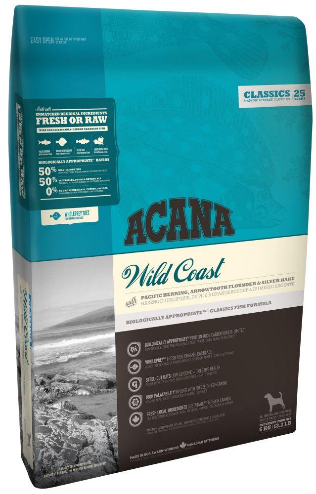Acana Wild Coast 2kg