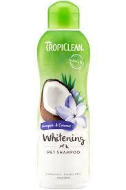 Tropiclean whitening shampo 355ml