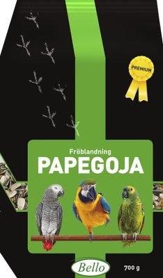 Bello papegøyeblanding 700gr