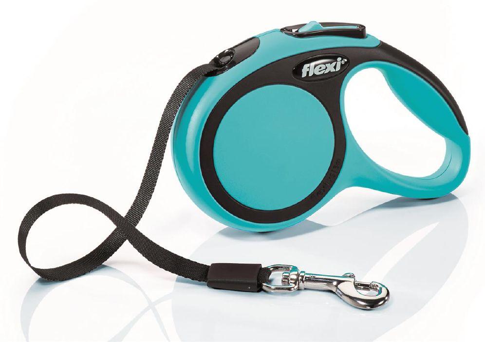 Flexi new Comfort S Blå 5m