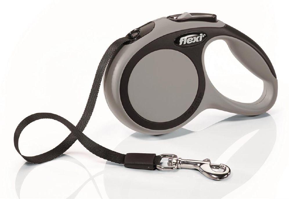 Flexi new Comfort S grå 5m