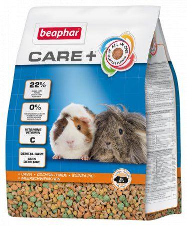 Beaphar care+ marsvin 250gr