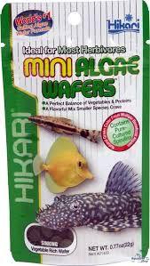 Hikari Mini algae wafers 22gr