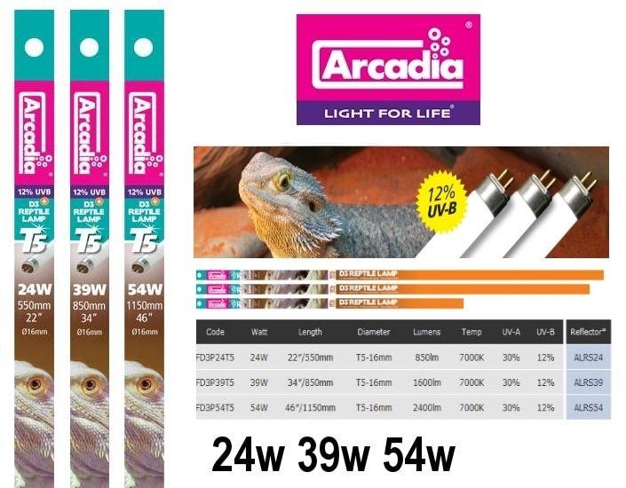 Arcadia 24w 12%uvb