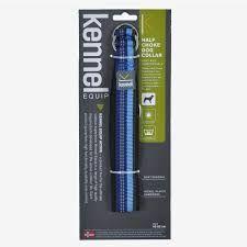 kennel halvstrup blå 54-62cm