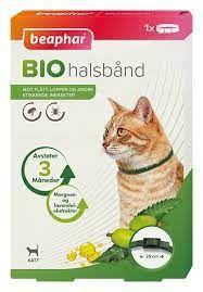 bio halsbånd katt