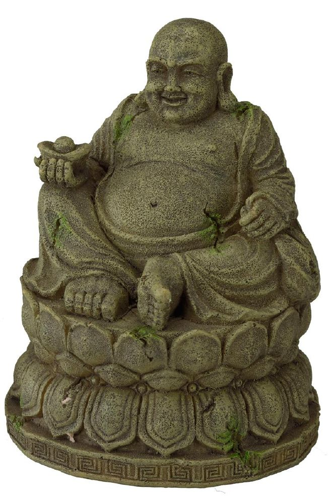 Buddha M 9,5x9,5x12,5cm