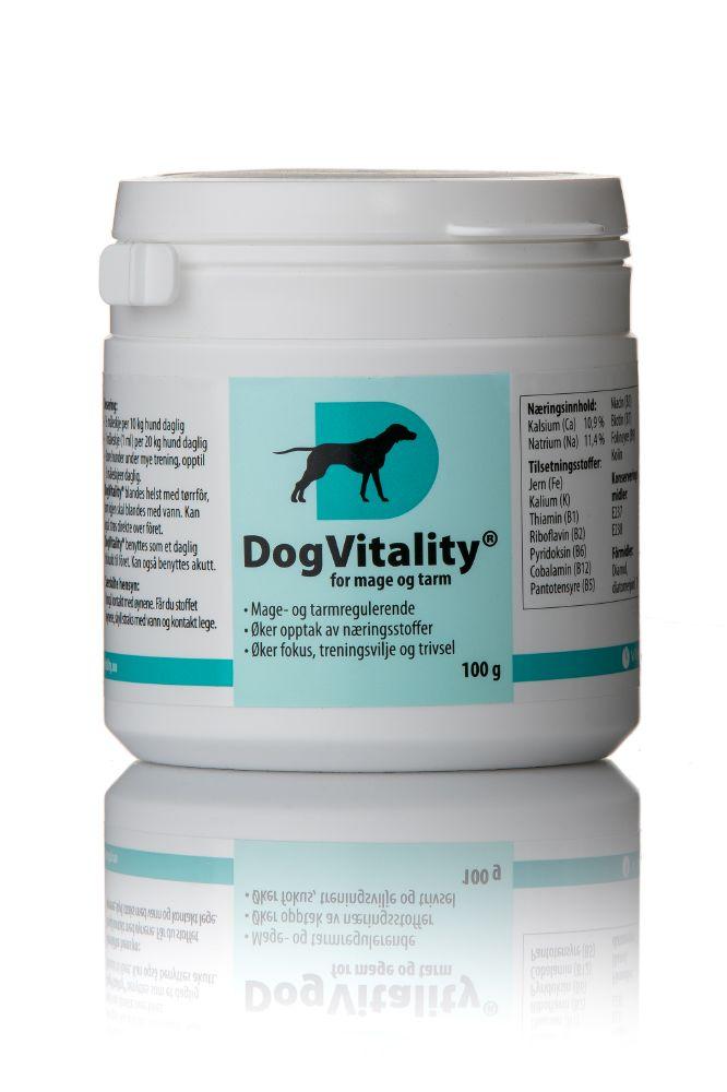 DogVitality mageog tarm 100gr