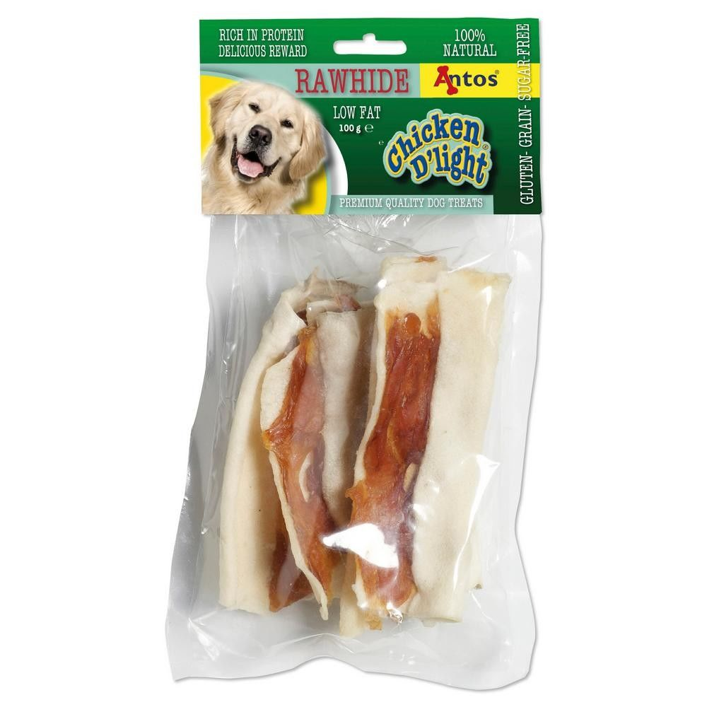 Antos Chicken Dlight Rawhide 100 gr