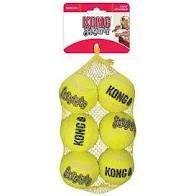 Kong air Tennisball 6pk