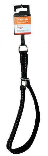 Dogman Halsbånd, halvstrup M 50cm