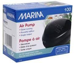 Marina Luftpumpe 100