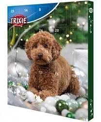 Trixie julekalender hund