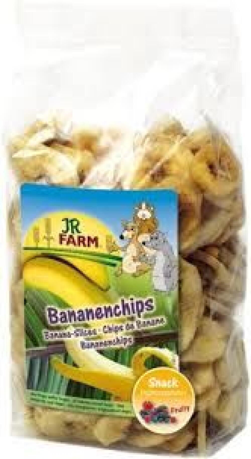 Jr farm banan 150g