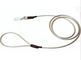 Wirekoppel 6mm x 190cm
