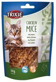 Trixie Chicken Mice 50g
