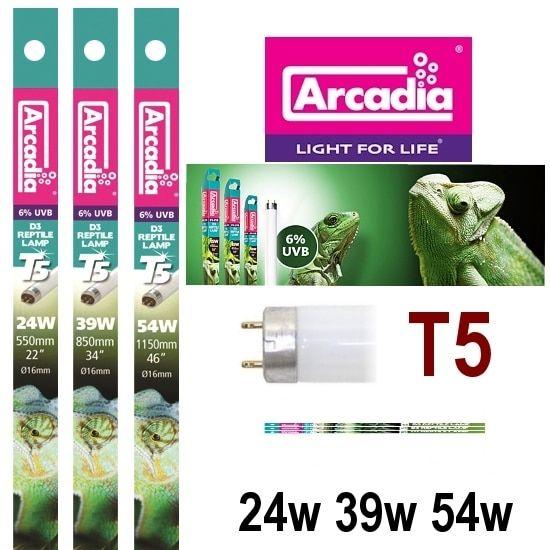 Arcadia 39w 6%uvb