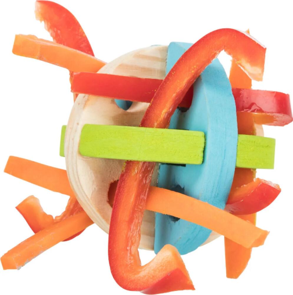 Gnagerleke 6185 Ball i Tre 8,5cm