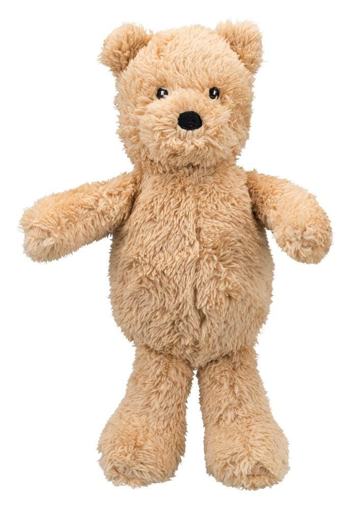 Hundeleke Teddybjørn i Plysj 30cm