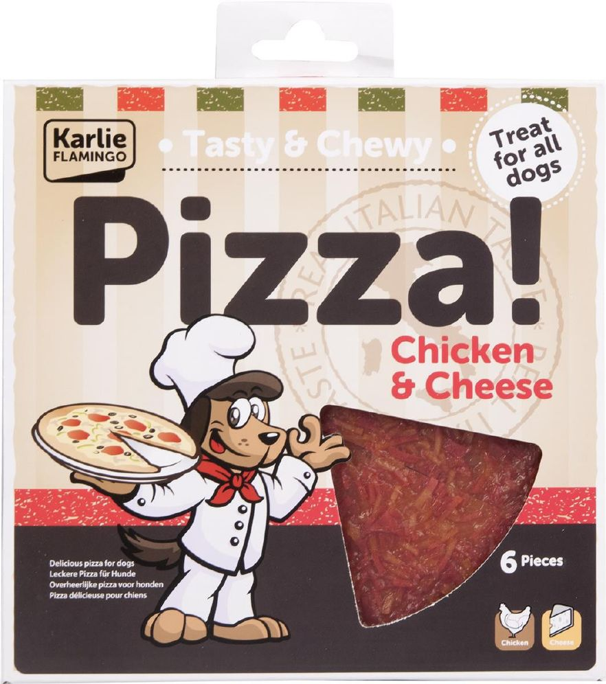 Pizza Chicken & Cheese 170g