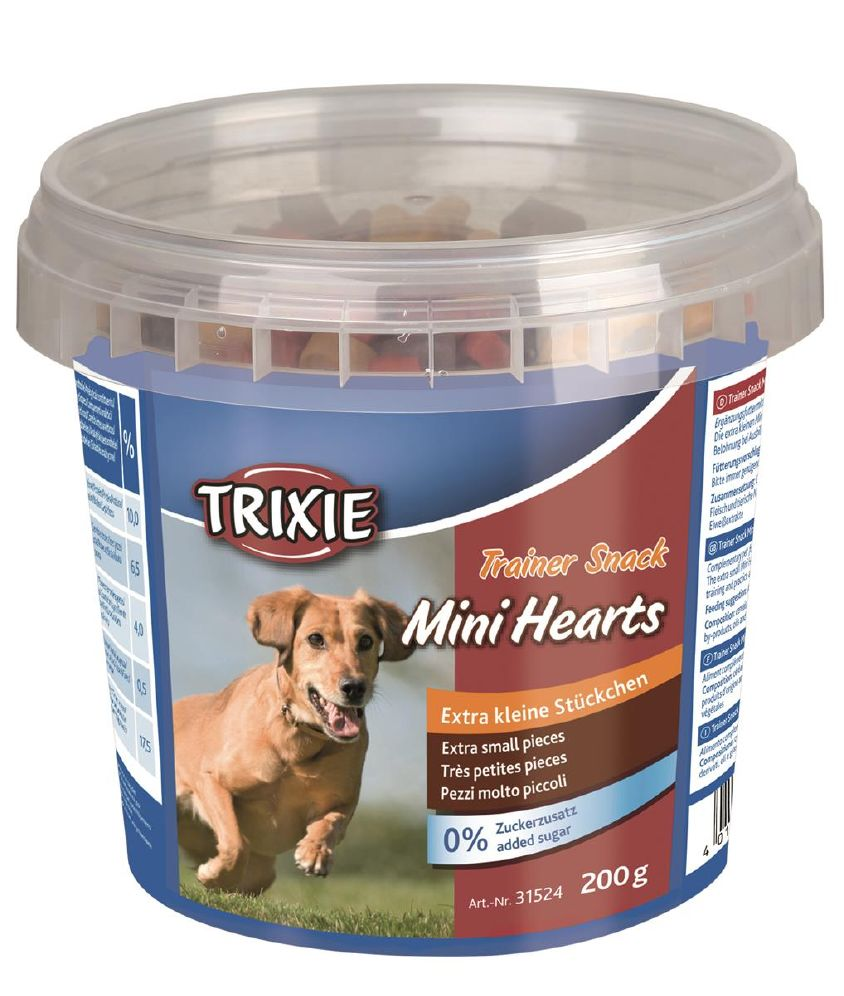 Trixie mini hearts 200gr