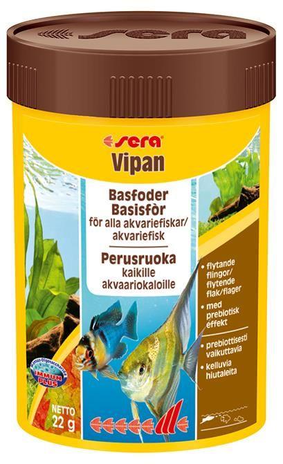 Fiskefor Sera Vipan 100 ml. 140