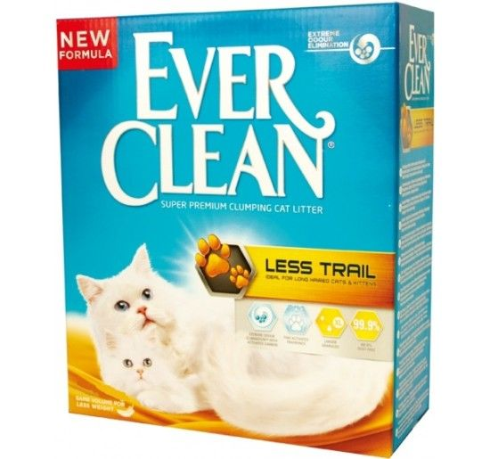 Ever Clean litter free paws 10liter