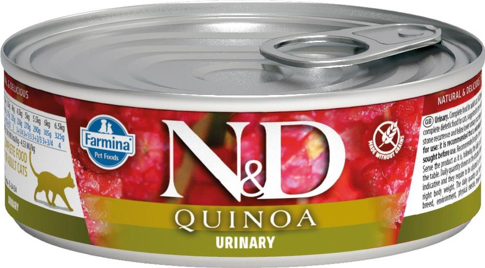 N&D Quinoa Urinary 80g