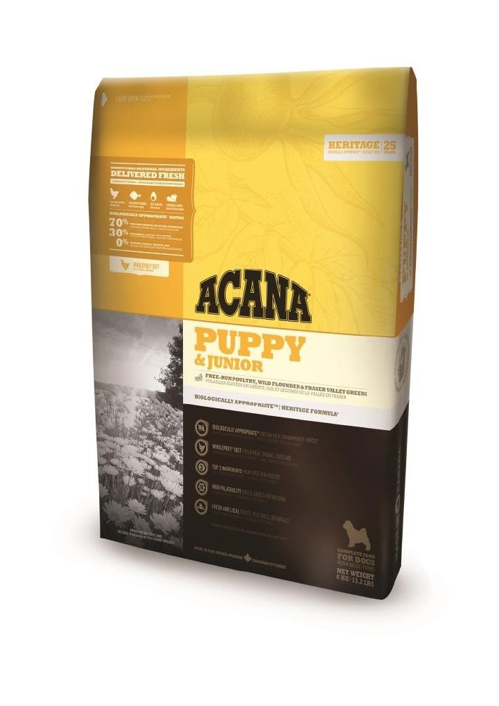 acana puppy junior2kg