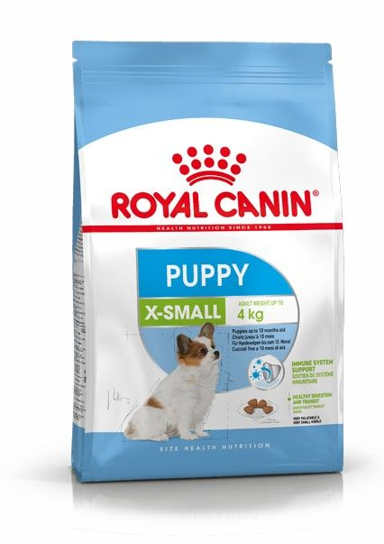 X-Small Puppy 1,5kg