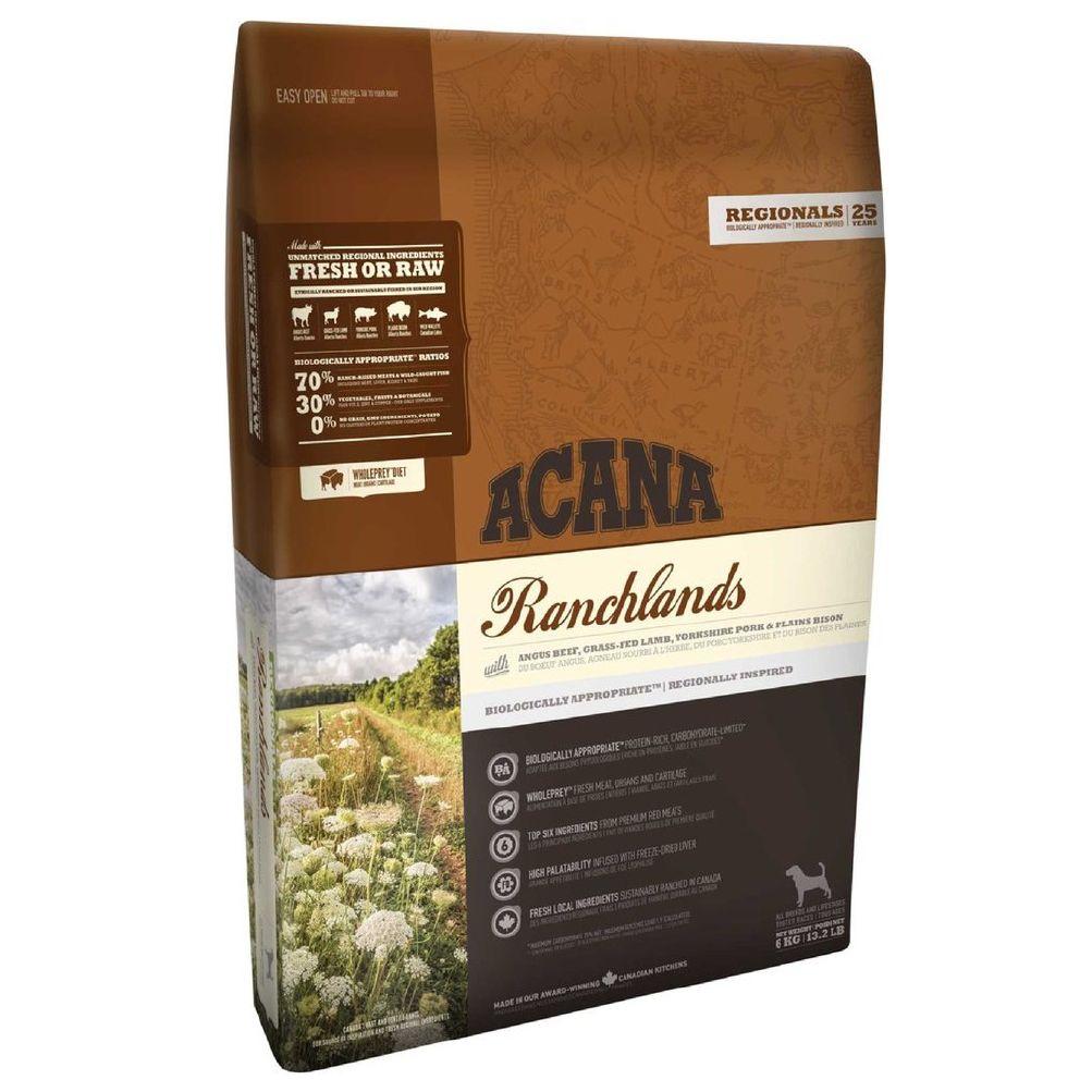 Acana Ranchland 6kg