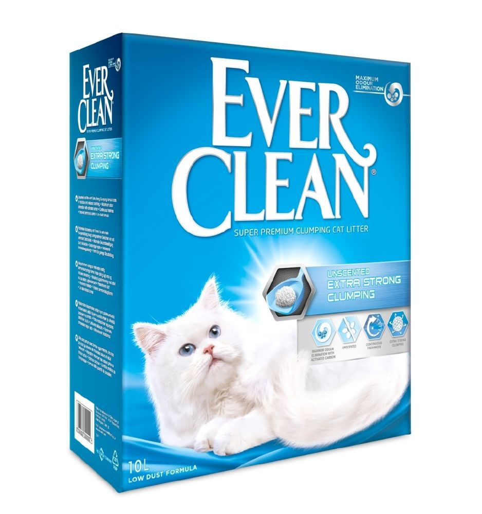 Ever Clean Extra Clumping 10liter