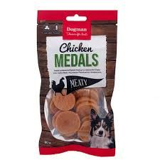 Chicken medals 80gr