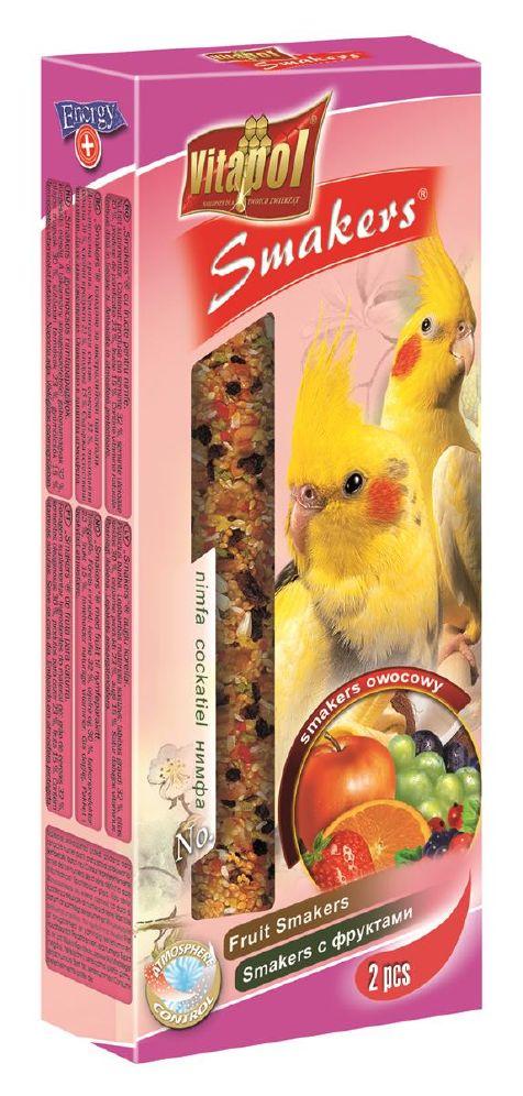 Vitapol Frukt Smakers parakitt
