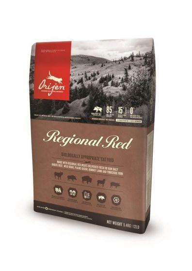 Orijen Regional Red Katt 1,8kg