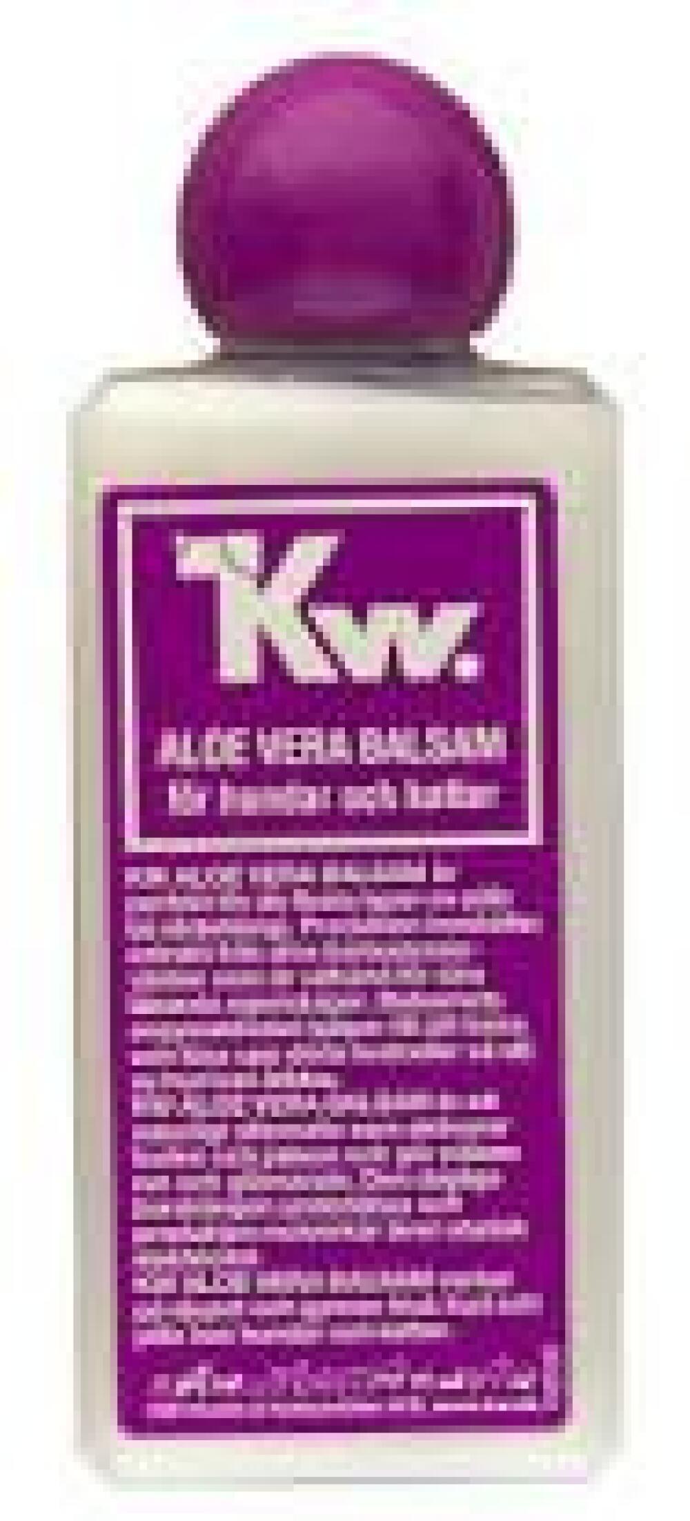 kw aloe balsam 200ml