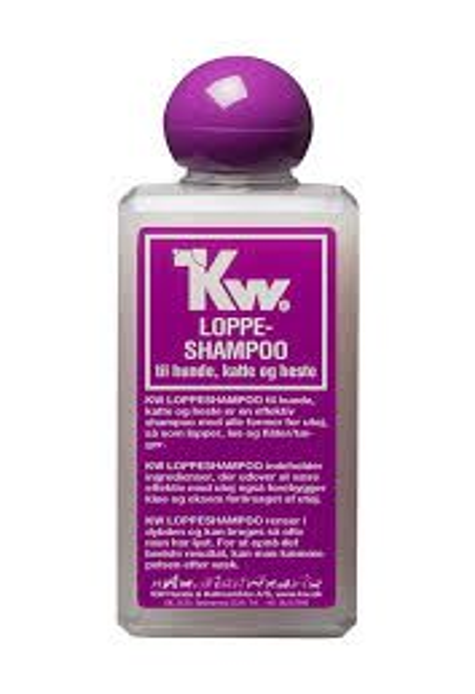 kw loppe shampo 200ml