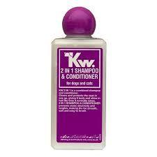 kw 2in1 shampo/balsam 200ml